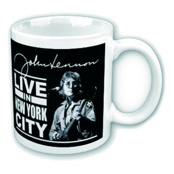 Caneca  John Lennon – Live New York City