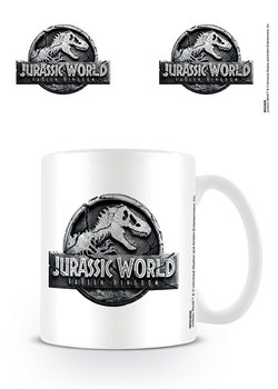 Caneca  Jurassic World Fallen Kingdom - Logo