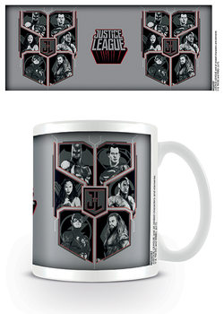Caneca  Justice League Movie - Character Shield