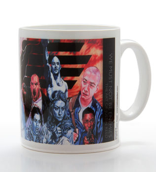 Caneca  Justin Reed - We Must Not Be Enemies