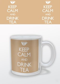 Caneca Keep Calm and Drink Tea