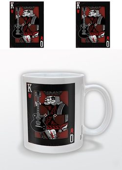 Caneca King - Queen of Rock