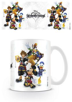 Caneca  Kingdom Hearts - Group
