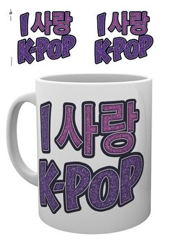 Caneca  KPop - Heart Kpop