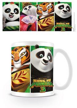 Caneca  Kung Fu Panda 3 - Characters