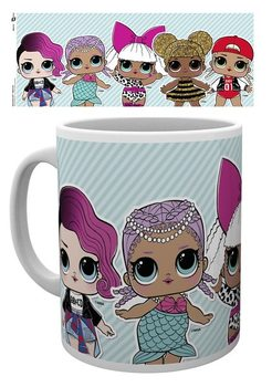 Caneca  L.O.L. Surprise - Characters