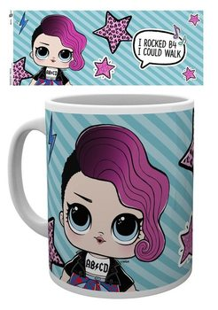 Caneca  L.O.L. Surprise - Rocker
