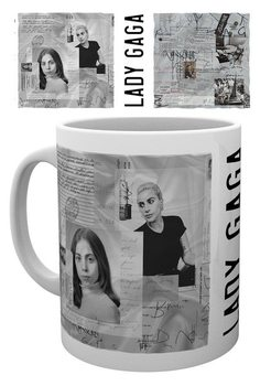 Caneca Lady Gaga - Notes