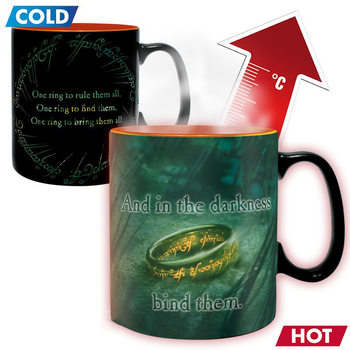 Caneca  Lord Of The Ring - Sauron