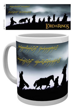 Caneca  Lord Of The Rings - Fellowship