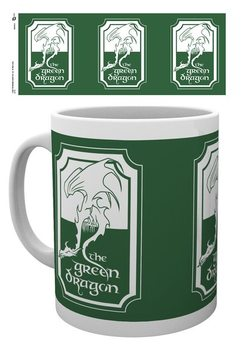 Caneca Lord Of The Rings - Green Dragon