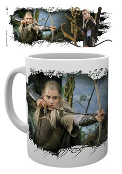 Caneca Lord of the Rings - Legolas