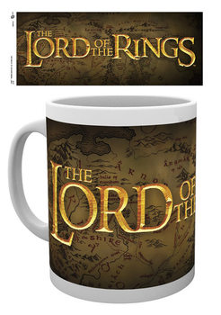 Caneca Lord of the Rings - Logo
