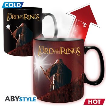 Caneca Lord of the Rings - You Shall Not Pass