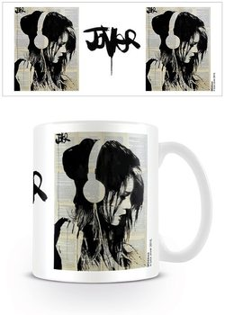 Caneca Loui Jover - Melodies Solace