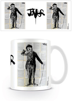Caneca  Loui Jover - The Little Tramp