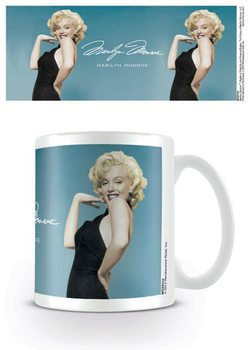 Caneca Marilyn Monroe - Pose