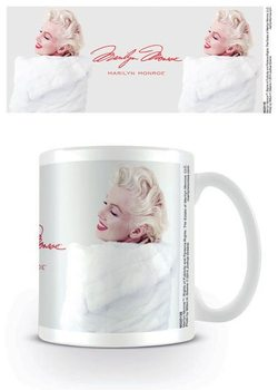 Caneca Marilyn Monroe - White Fur
