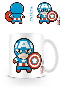 Caneca Marvel - Captain America