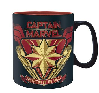Caneca  Marvel - Captain Marvel