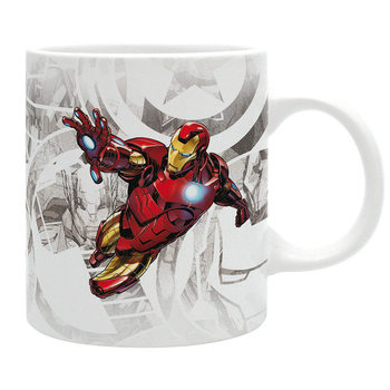 Caneca  Marvel – Iron Man Classic
