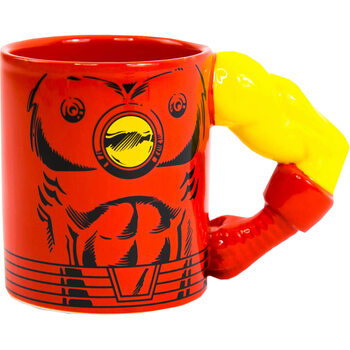 Caneca Marvel - Iron Man