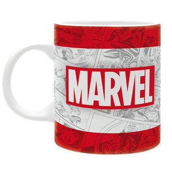 Caneca Marvel - Logo Classic