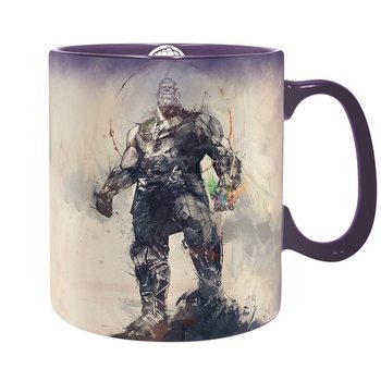 Caneca Marvel - Powerful Thanos
