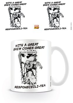Caneca  Marvel Retro - Great Responsibili-tea