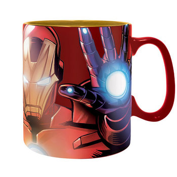 Caneca  Marvel - The Armored Avenger
