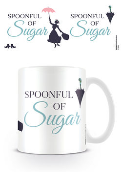 Caneca  Mary Poppins - Spoonful of Sugar