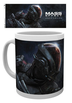 Caneca  Mass Effect Andromeda - Key Art