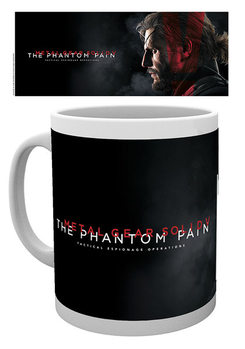 Caneca Metal Gear Solid - Cover