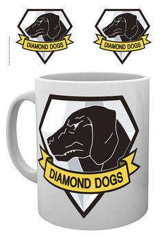 Caneca Metal Gear Solid - Diamond Dogs