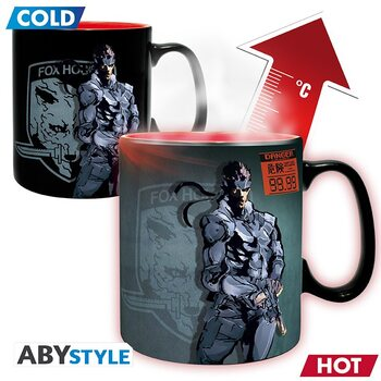 Caneca Metal Gear Solid - Snake