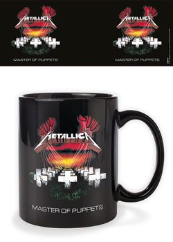 Caneca  Metallica - Master of Puppets