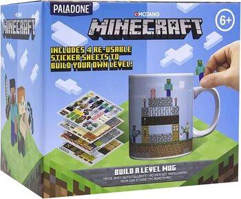 Caneca Minecraft - Build a Level