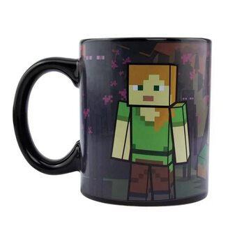 Caneca Minecraft - Enderman