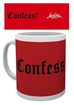 Caneca Monty Python - Confess (Bravado)