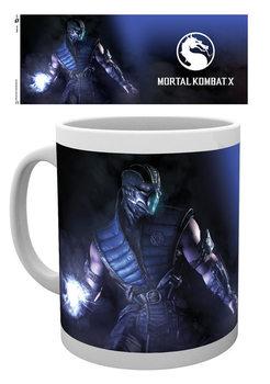 Caneca Mortal Kombat X - Sub Zero