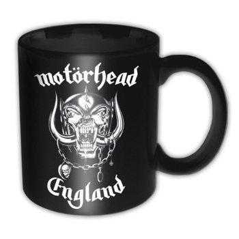 Caneca Motorhead – England Black