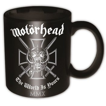 Caneca  Motorhead - Iron Cross