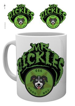 Caneca  Mr. Pickles - Logo