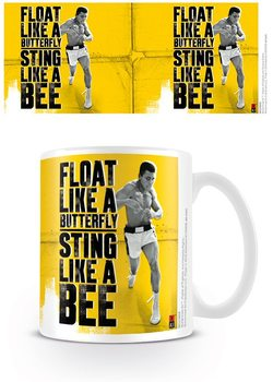 Caneca  Muhammad Ali - Float like a butterfly,sting like a bee