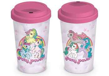 Caneca My Little Pony Retro - Pony Power