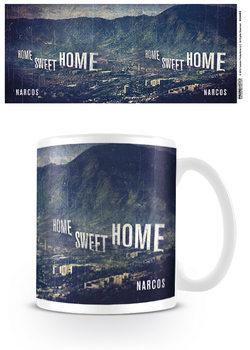 Caneca Narcos - Home Sweet Home