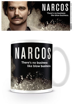 Caneca Narcos - There's no business like blow business