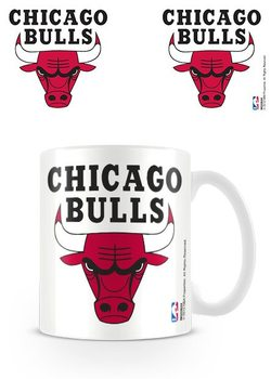 Caneca NBA - Chicago Bulls Logo