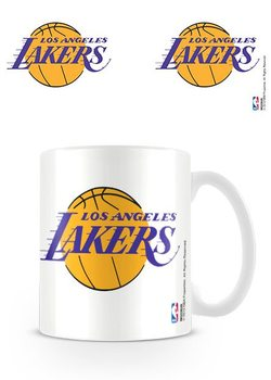 Caneca NBA - Los Angeles Lakers Logo