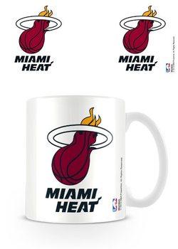 Caneca NBA - Miami Heat Logo